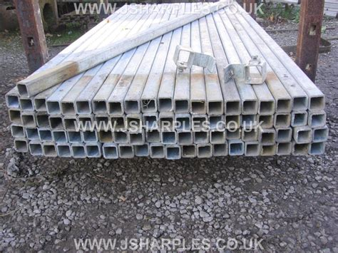 galvanised box section steel galvanised box section 40 x 40 x 74 inch for sale j