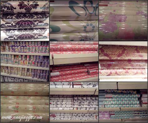 Mewah Walpaper Walpaper Dinding Stiker Lebar 45cm X Pjg 10m Best Selle diy pasang sendiri wallpaper di rumah anajingga