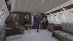 air one layout interior gta 5 air force one boeing vc 25a enterable interior add on mod gtainside com