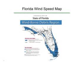 florida wind speed map wind borne debris with mahogany windows doors