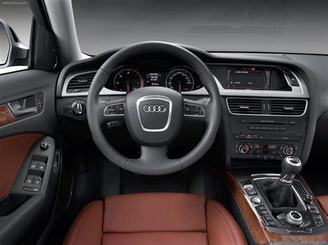 Audi A4 2009 Interior by Audi A4 Avant 2009 Picture 40 1600x1200