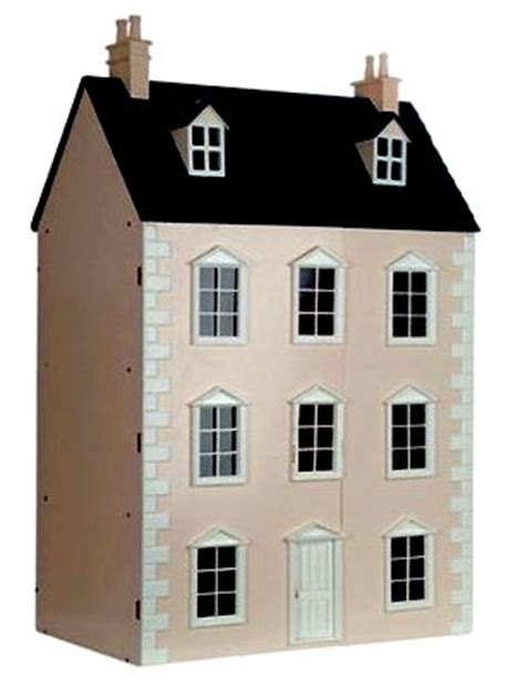 dolls house parade dolls houses houses dartmouth painted dolls house kit only available in blue