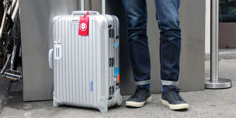 Samsonite Koffer Aufkleber by Koffer Aus Alu Rimowa Und Alternativen Fashion Forward