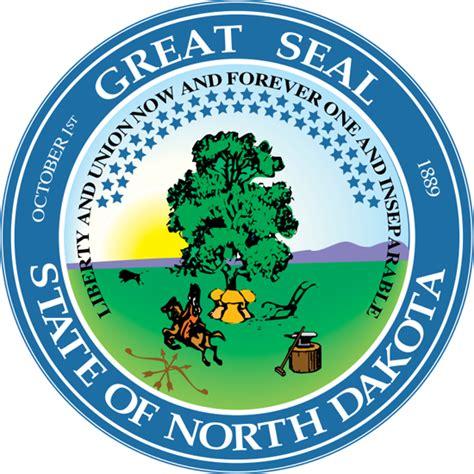 north dakota state information symbols capital