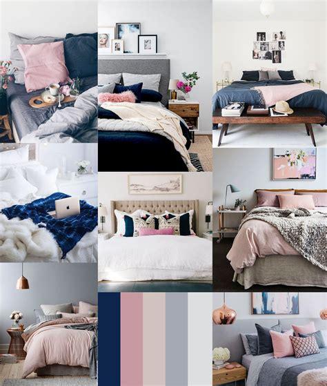 Denim Bedroom Decor by