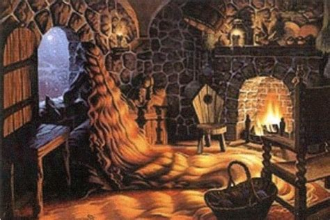 A Story Original - classic tales storys images rapunzel wallpaper and