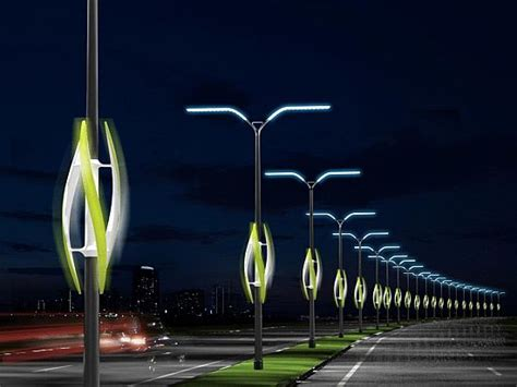Lu Led Jalan Raya eco friendly streetlights that show us the green way
