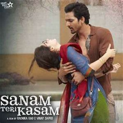 film romantis india 2016 download film sanam teri kasam 2016 dvdrip 600mb