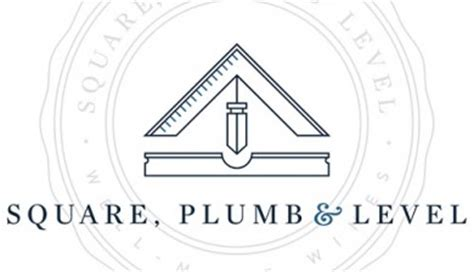 Plumb Level Square by Crafted Brands 187 Brand Portfolio