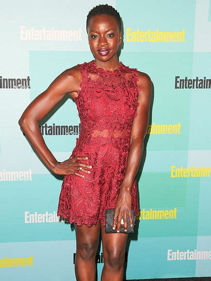 Country Style Home by The Walking Dead S Danai Gurira Her New Charity Fundraiser