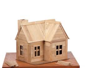 make a home making a craft stick house parents scholastic com