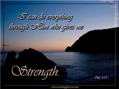 Strength To Strength ebibleteacher