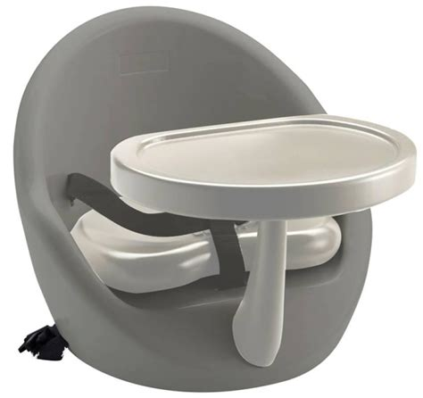 rehausseur de chaise beaba beaba r 233 hausseur de table babyboost taupe gris