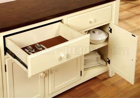 Fabu Cabinets by Harrisburg Cm3216sv Server In White Oak