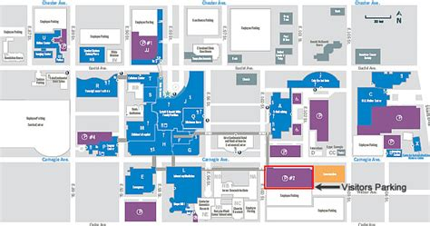 maps clinic cleveland clinic map my