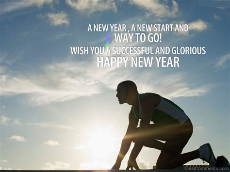 wishing you a happy blessed new year success pictures images graphics for whatsapp