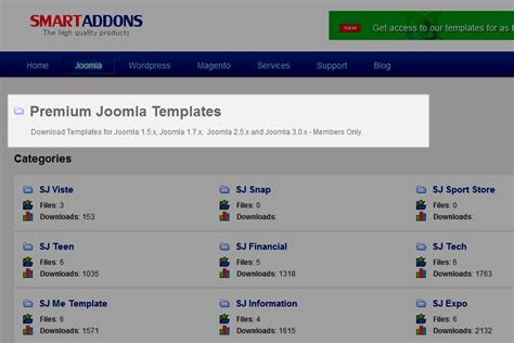 userguide for how to install sj joomla template gt gt 20