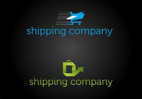 shipping company logo vector  vector art  vecteezy