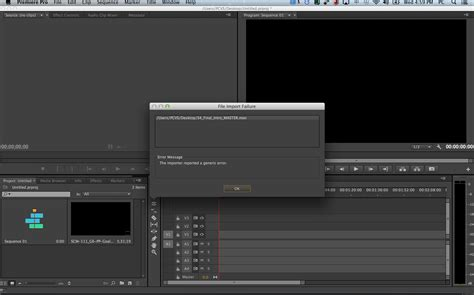 adobe premiere pro quicktime codec premiere pro cc on my mac will not function with prores or