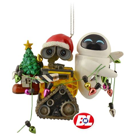 welcome on buy n large wall e wall e eve ornament