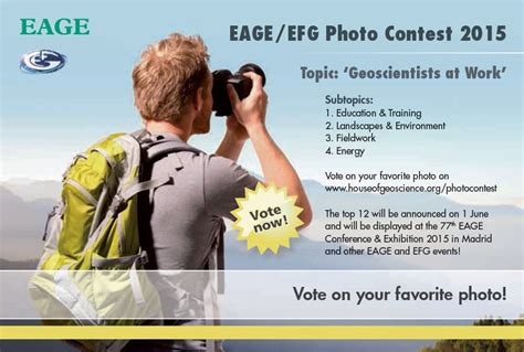 competition 2015 vote eage efg photo contest vote now for your favourite