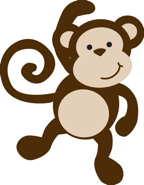 monkey template for cake photo by daniellemoraesfalcao minus pinteres