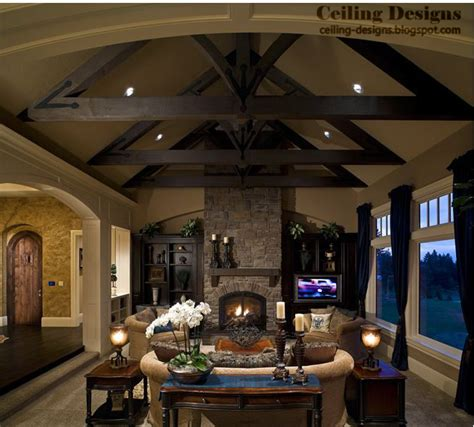 Decorative Wood Ceilings by Wood Ceiling Panels Collection