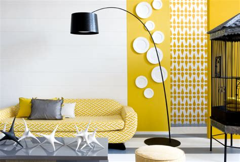 home design yellow yellow room in your home interior house design ideas