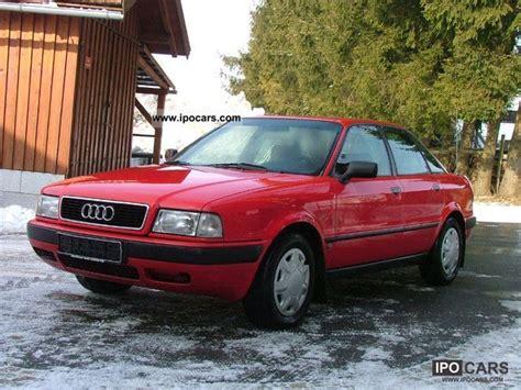 manual repair free 1992 audi 80 seat position control 1992 audi 80 car photo and specs