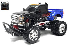 remote ford f 350 duty dually 1 10 scale rc