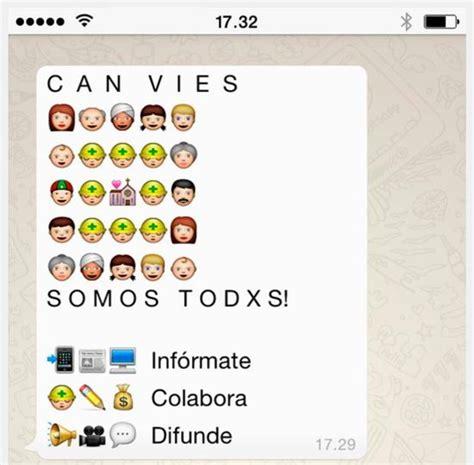 cadena whatsapp niño disparado los emoticones y la pol 237 tica gt gt micropol 237 tica gt gt blogs el pa 205 s