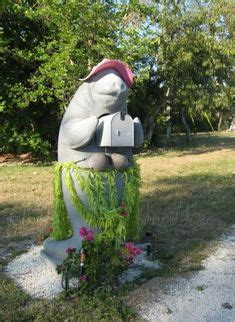 Lettre Deco 3944 by Manatee Mailbox In Punta Gorda Isles Fl Pic Taken