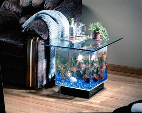 Tropical Dining Room Furniture by 30 Creative Aquariums Ideas For Fish Lover 14 Is Best
