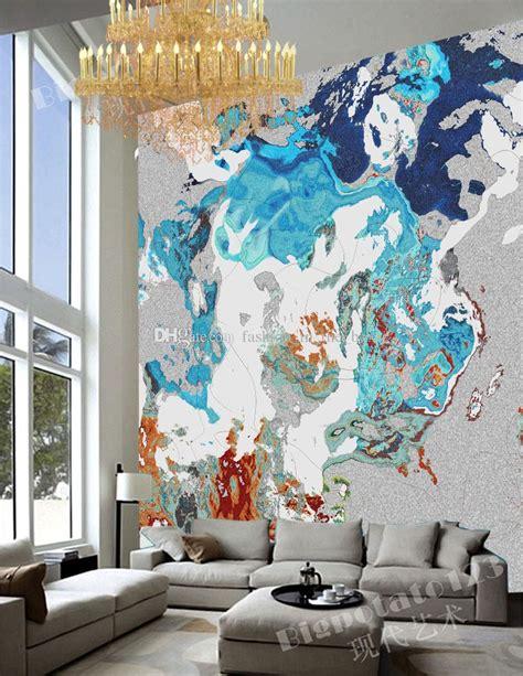 abstract wallpaper for living room custom 3d photo wallpaper abstract oil painting wallpaper