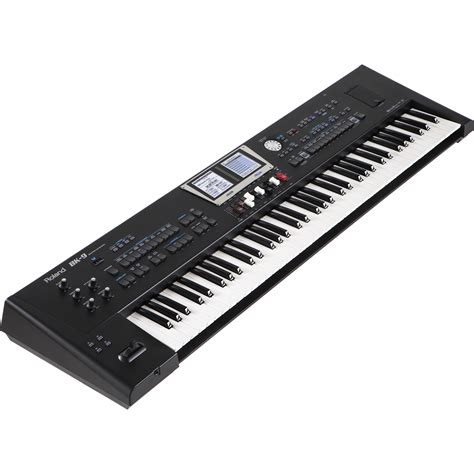 roland bk 9 backing keyboard bk 9 b h photo