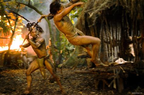 jaguar paw forest apocalypto official trailer actors locations photos