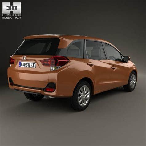 Fogl Honda Mobilio 2014 honda mobilio 2014 3d model hum3d