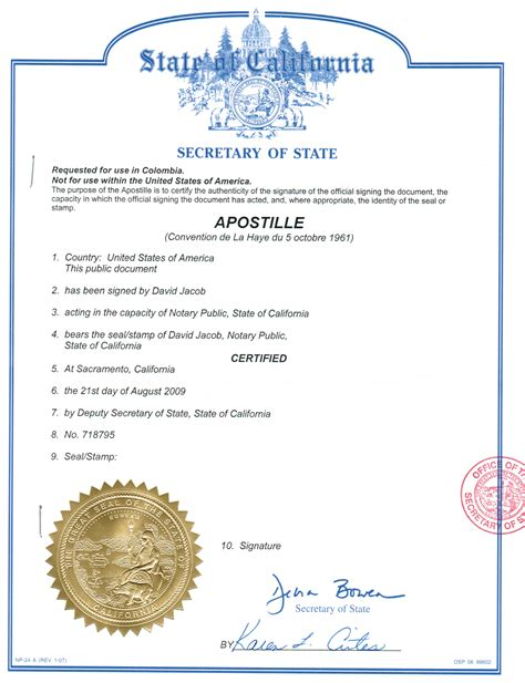 secretary of state of indiana notary