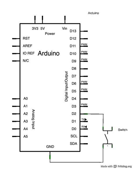 digital input pull up resistor arduino inputpullupserial