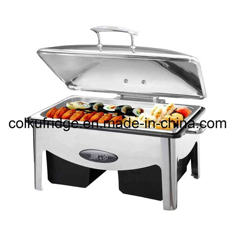 heated buffet servers china buffet server heat and cold tray heating tray cts 1 china cold serving tray