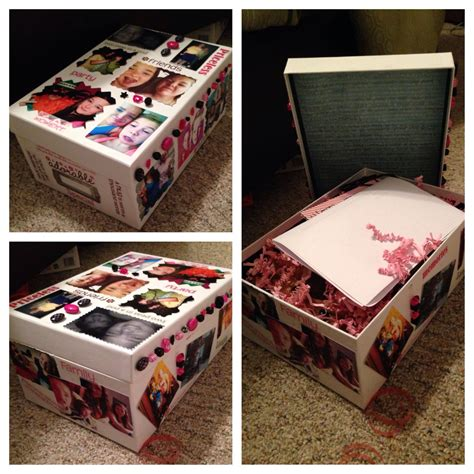 Simple Memory  Ee  Box Ee   I Made For Best Friend For Her