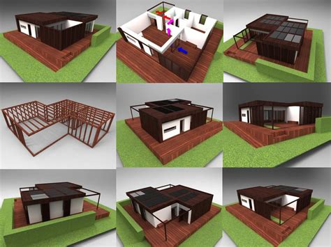 sustainable house 3d sustainable house sustainable house sustainable house project 3d model 171 not just