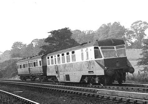 go in house gwr aec railcar totally transport co uk