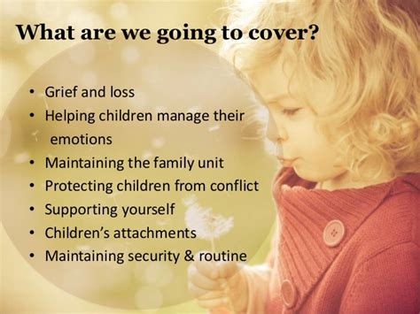 managing grief 5 ways to stay resilient after a friend or loved one dies books supporting your children after separation divorce