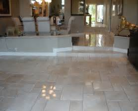dining room with polished limestone floor tiles flooring 4 simple ideas to plan the right dining room tile