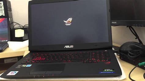 Asus Laptop Black Screen After Windows 10 asus rog g751jy fast boot windows 10 on ssd avvio veloce windows 10