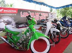 ... modif honda grand pemilik setia sepeda motor honda grand tentunya
