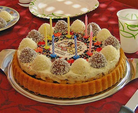 Schaumkuss Torte Mit Bananen Rezept Mit Bild Dmf60