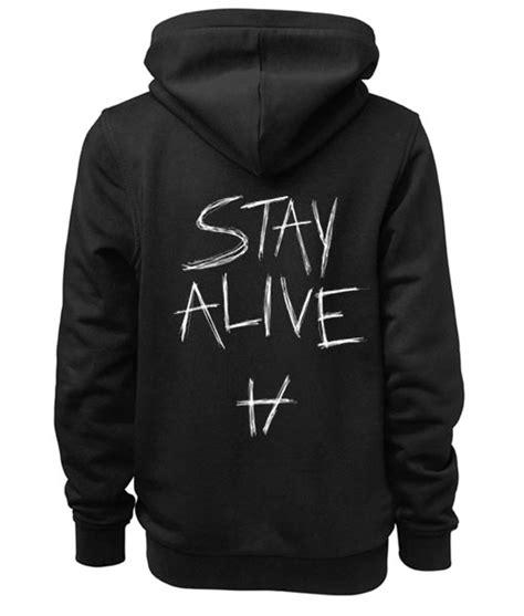 Hoodie Twenty One Pilot 1 1 stay alive twenty one pilots fashion hoodie apparel