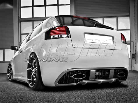 Bodykit Audi A3 by Audi A3 8p Rs Style Kit